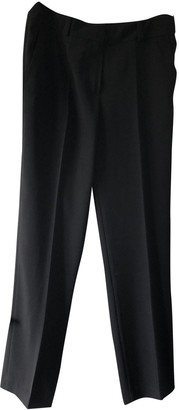Georges Rech Black Trousers for Women