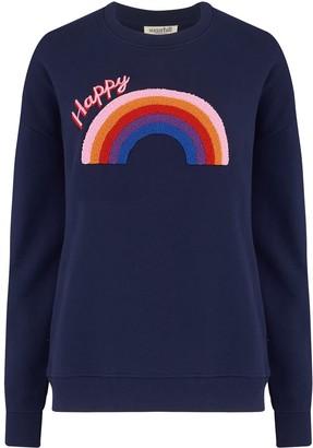 Sugarhill Brighton Noah Happy Rainbow Sweatshirt
