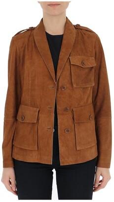Desa 1972 Military Style Jacket