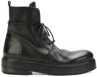 Marsèll Chunky Sole Boots