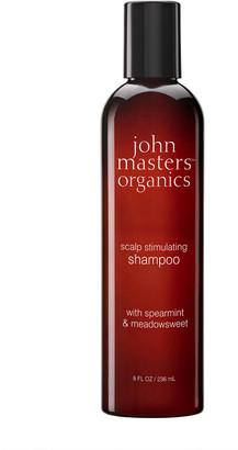 John Masters Organics Scalp Stimulating Shampoo With Spearmint & Meadowsweet 236Ml