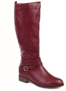 Journee Collection Women's Comfort Ivie Boot Women's Shoes