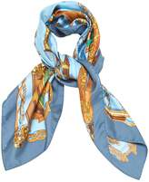 Hermes Carré silk neckerchief