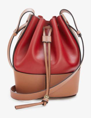 Loewe Balloon small leather cross-body bag