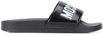 Moschino Logo Sliders