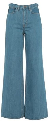 The Row Denim trousers
