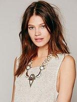 Vanessa Mooney Heart Collar