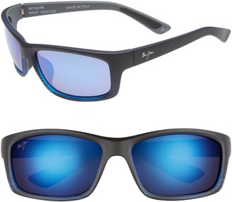 Maui Jim Kanaio Coast 61mm PolarizedPlus2(R) Sunglasses
