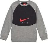 Nike Grey Air Crew Jumper