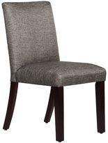 Skyline Furniture Uptown Dining Chair in Groupie Peppercorn