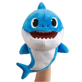Wow Wee Pinkfong Song Puppet Daddy Shark