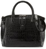 Nancy Gonzalez Cristina Medium Crocodile Tote Bag