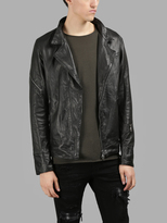 M-Ojo Risin' Leather Jackets