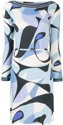 Emilio Pucci mid-length printed dress
