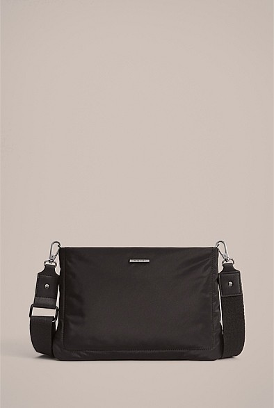 Witchery Lottie Nylon Crossbody Bag