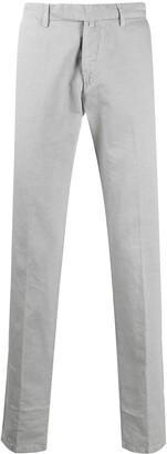 Borrelli Straight-Leg Chinos