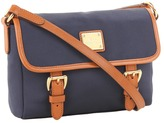 Lauren Ralph Lauren Cap D'Ail Regat-Crossbody (Navy) - Bags and Luggage