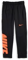 Nike Boy's Therma-Fit Gfx Fleece Jogger Pants