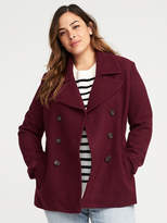 Old Navy Classic Plus-Size Peacoat
