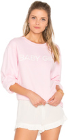 Private Party Baby Girl Sweatshirt