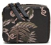 Banana Republic Floral Mini Travel Jewelry Case