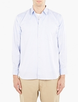 Comme Des Garcons Shirt Wide Classic Shirt In Oxford