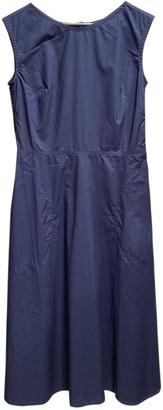 Sofie D'hoore Blue Cotton Dresses