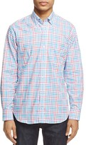 Tailorbyrd Senegal Plaid Classic Fit Button-Down Shirt