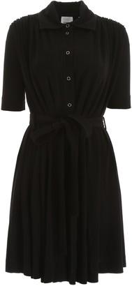 Burberry Short-Sleeve Dress