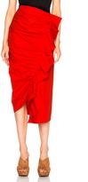 Isa Arfen Ruched Up Skirt