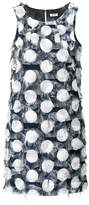 Liu Jo polka-dot fringed dress