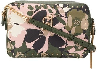 Liu Jo Floral Print Crossbody Bag