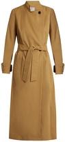 Osman Perfect 5 Nura cotton-twill trench coat