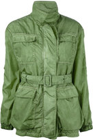 Tomas Maier waterproof jacket - women - Polyimide - 6