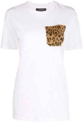 Simonetta Ravizza patch pocket T-shirt