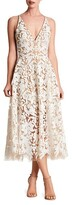 Thumbnail for your product : Dress the Population Blair Sleeveless Sequin Lace Midi Dress