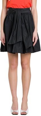 MSGM Taffeta Miniskirt