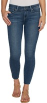 Paige Verdugo Crop with Raw Hem in Kalina Women's Jeans
