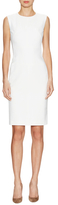 Narciso Rodriguez Scuba Panel Sheath Dress