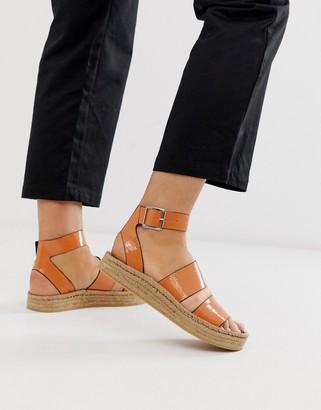 Asos Design DESIGN Janella espadrille sandals