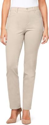 Gloria Vanderbilt Women's Petite Amanda Classic High Rise Tapered Jean