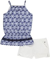 "Nautica Big Girls' ""Sanibel"" 2-Piece Outfit"