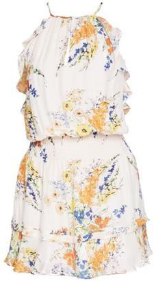 Parker Williame Floral Mini Dress