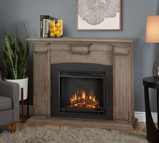 Pottery Barn Real Flame®; Adelaide Electric Fireplace