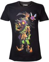 Nintendo Men's Skull Kid Majoras Mask T-Shirt - Extra Large