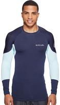 Rip Curl Aggrolite UV Tee Long Sleeve Men's Swimwear