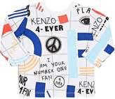 Kenzo Infants' Graphic Cotton T-Shirt