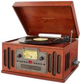 Crosley Musician Entertainment Center 3-Speed Turntable with Bluetooth