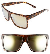 Quay Women's 'Barnun' 60Mm Sunglasses - Tort/ Gold Mirror