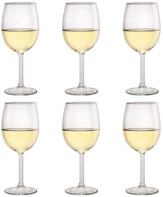 Cellar Tonic 350ml White Wine Glass - Set of 6